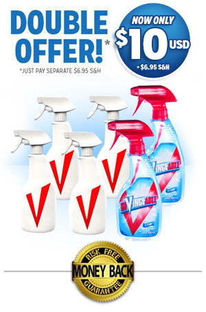 Buy 1 Invinceable Stain Remover Set, Get 1 FREE! Just pay additional processing.